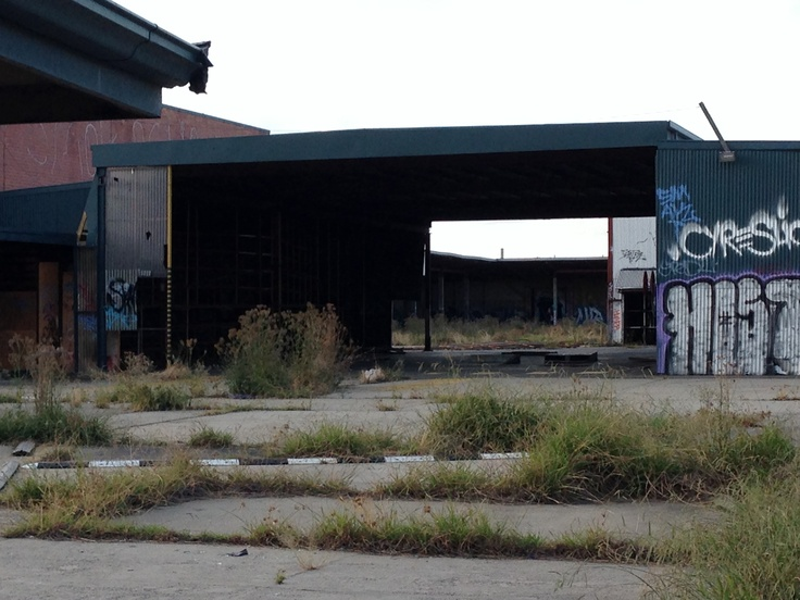 Warehouse in Coburg. Awaiting permission from owners
