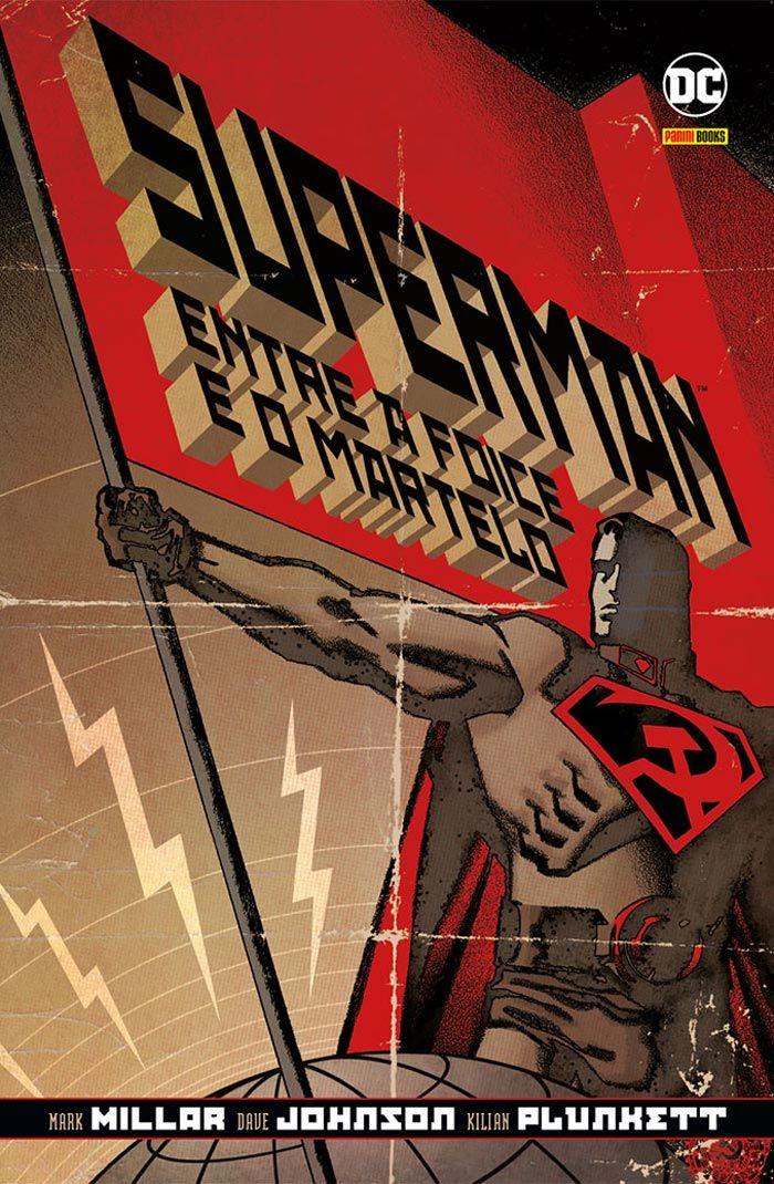 Superman: Entre a Foice e o Martelo (Panini Comics)