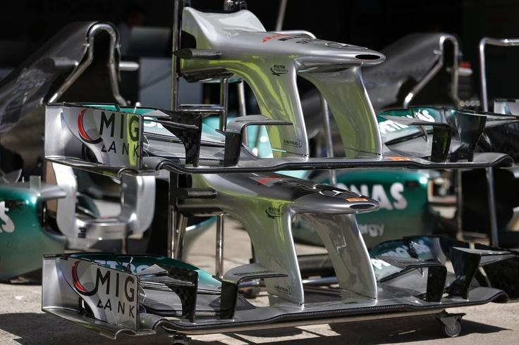 Formel 1 - MERCEDES AMG PETRONAS, Großer Preis von Brasilien, Sao Paulo. 23.-25.11.2012.