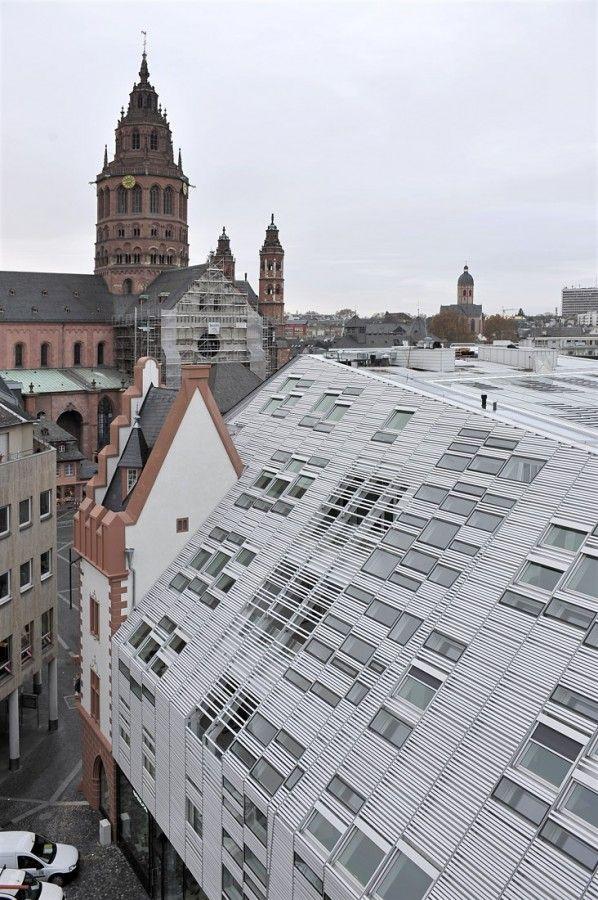 Mainz Markthäuser 11-13 / Massimiliano & Doriana Fuksas