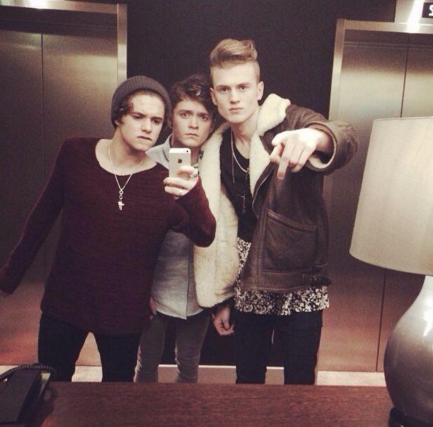 Bradley,Connor,Tristan❤️❤️❤️❤️