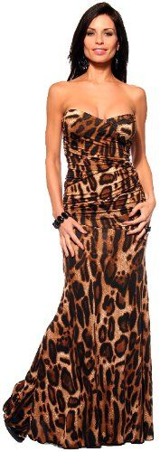 Dare to wear animal print dresses! - Fashion, Style & Glamour