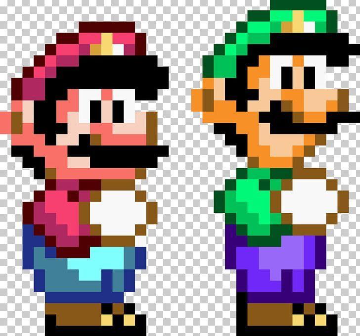 Super Mario World Super Mario Bros New Super Mario Bros Png Art Gaming Line Luigi Mario Mario Art Mario Perler Bead Mario