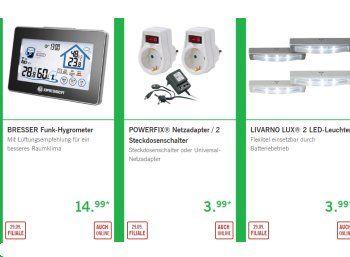 Lidl: Energiespar-Spezial mit Luftentfeuchtern, Thermostaten und LED-Leuchten https://www.discountfan.de/artikel/technik_und_haushalt/lidl-energiespar-spezial-mit-luftentfeuchtern-thermostaten-und-led-leuchten.php Der Discounter hat ein neues Energiespar-Spezial gestartet. Im Online-Shop gibt es die Luftentfeuchter, LED-Leuchten, Heizkörperregler und schaltbaren Steckdosenleisten schon jetzt, im Laden vor Ort sind sie ab dem 29. September 2016 zu ergattern. Lidl: Energiesp