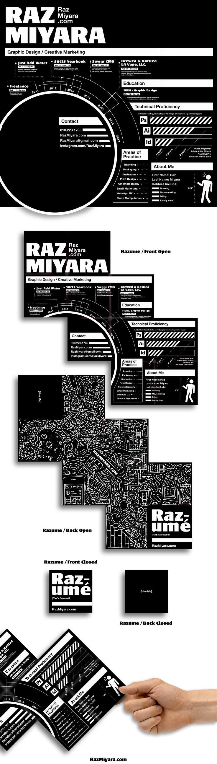 Mejores 43 imágenes de Resume design en Pinterest   Currículum ...