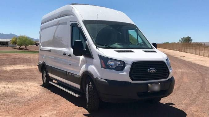 2018 Transit Conversion In Phoenix Az Campers For Sale Ford Transit Conversion Ford Transit