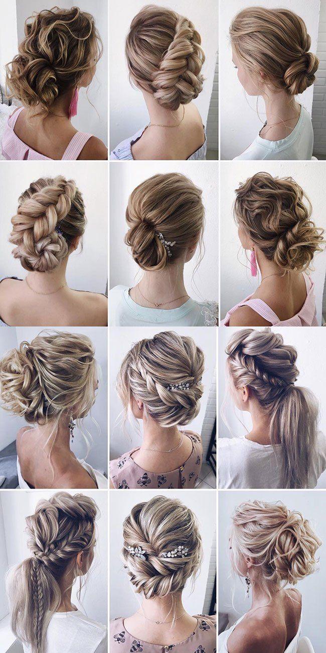 200 Charming Wedding Hairstyles From Lenabogucharskaya Hair