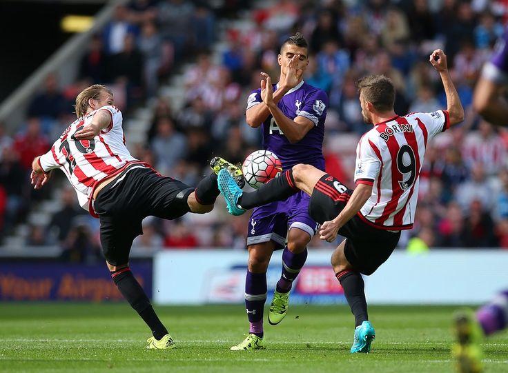 Sunderland vs Tottenham 9-13-15