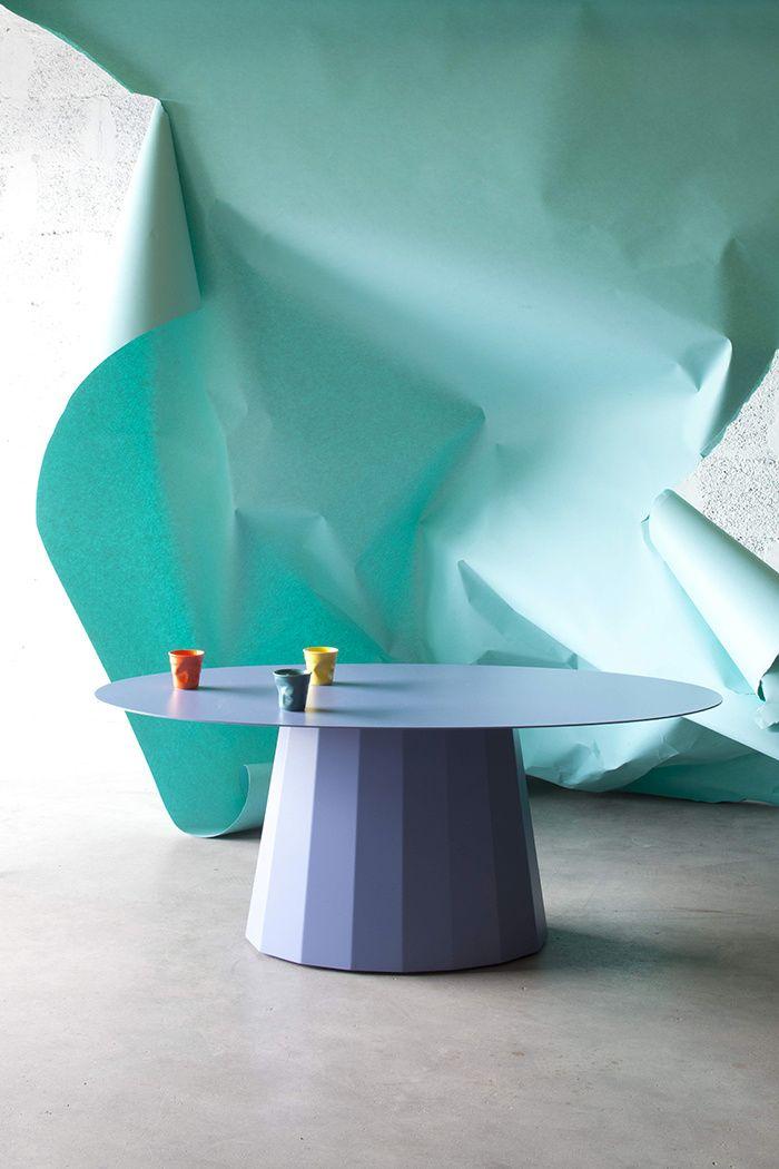 Table Ankara, Constance Guisset (Matière Grise)