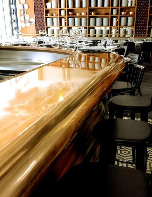 17 best fred 39 s bar images on pinterest kitchen ideas - Restaurant gare saint lazare ...