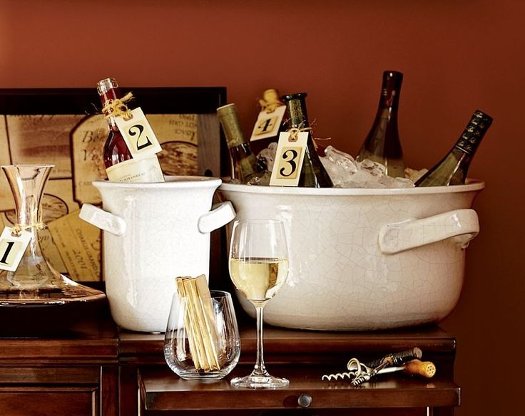 : Wine and Cheese Party Ideas