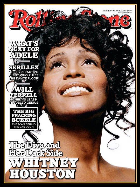 RIP - Whitney Houston - Rolling Stone Magazine