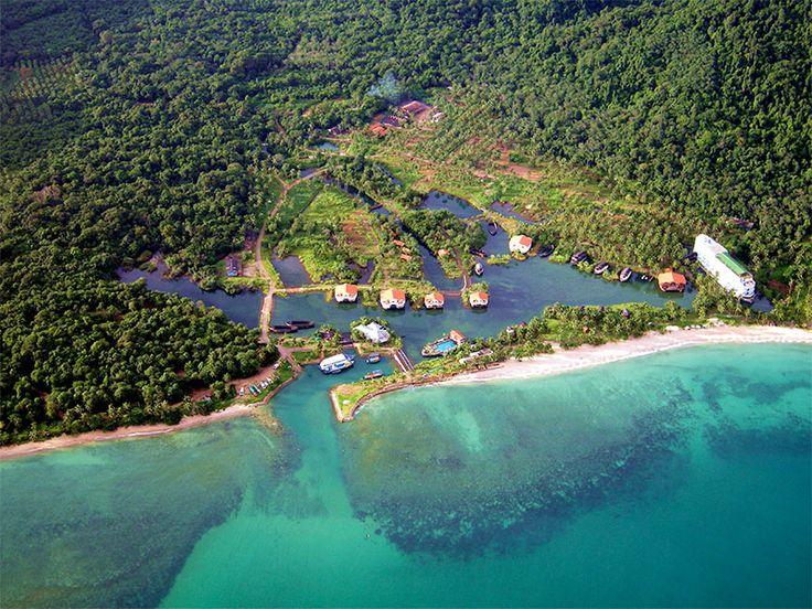 Koh Chang Aerial View