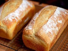 No-Knead Bread Hack: Making a Sandwich Loaf Instead