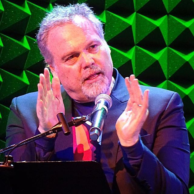 Saturday night at Joe's Pub...always one of my favorite NYC events are actor Vincent D'Onofrio and musician Dana Lyn's performances with their band Slim Bone Head Volt. Tonight's show was EPIC. #slimboneheadvolt #vincentdonofrio #danalynn #actor #actors #musician #poets #beatpoetry #beatnik #spokenword #freeform #improv #gratingnoise #joespub #nyc #newyorkcity #concertphotography #lastpoets