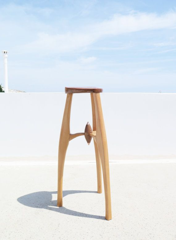 Space stand stool by PikoHandcrafted on Etsy
