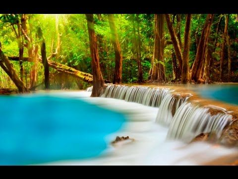 relaxation waterfall