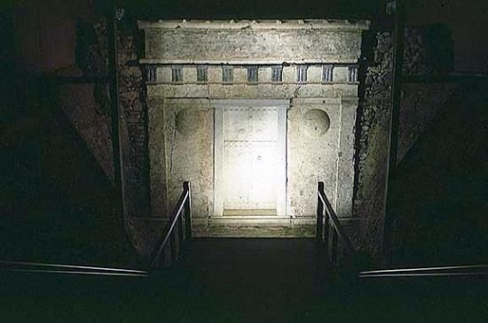 Vergina Tombs and Museum, Macedonia
