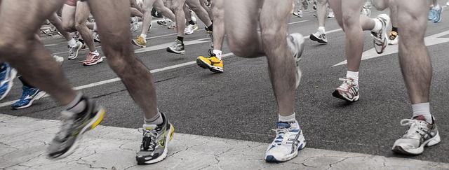 Dernier sprint avant le marathon