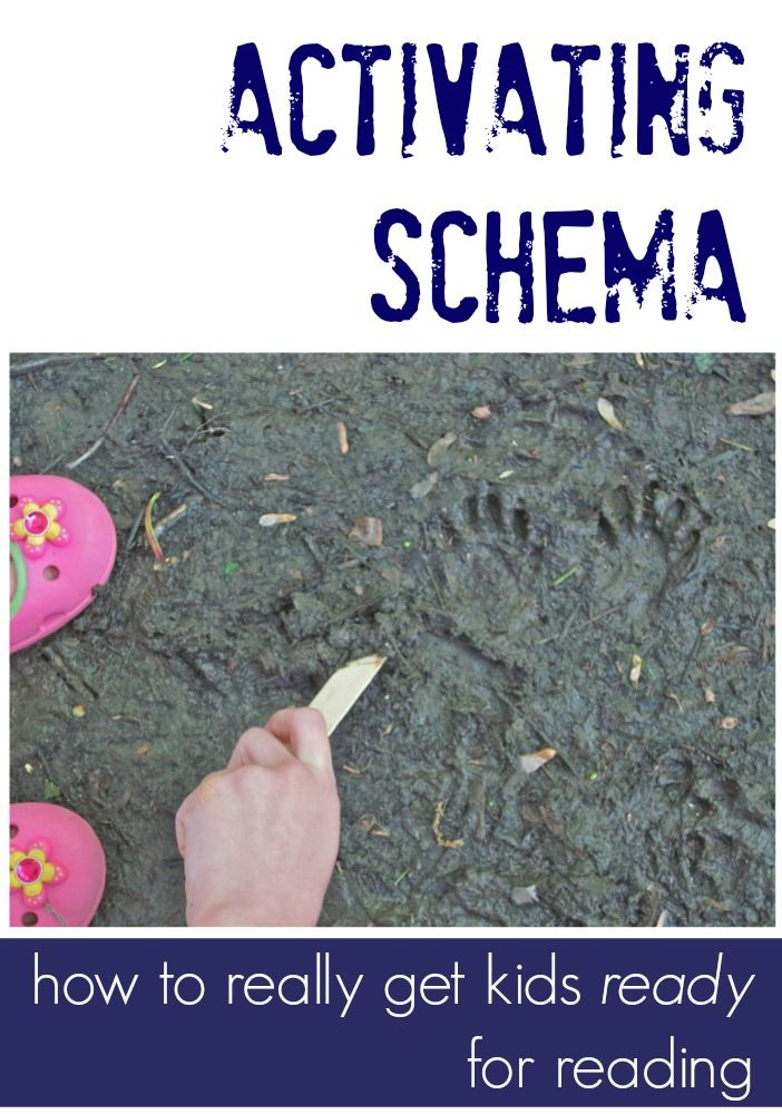 activating schema get kids ready for reading | learning during read-alouds