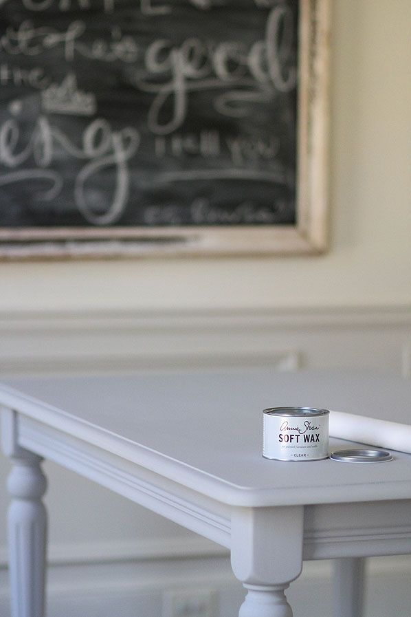 i loved using annie sloan chalk paint! paigeknudsen.com