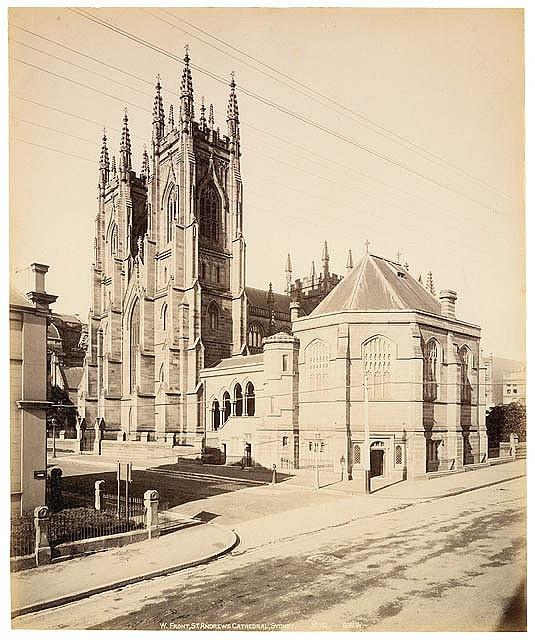 st andrew's sydney 1892