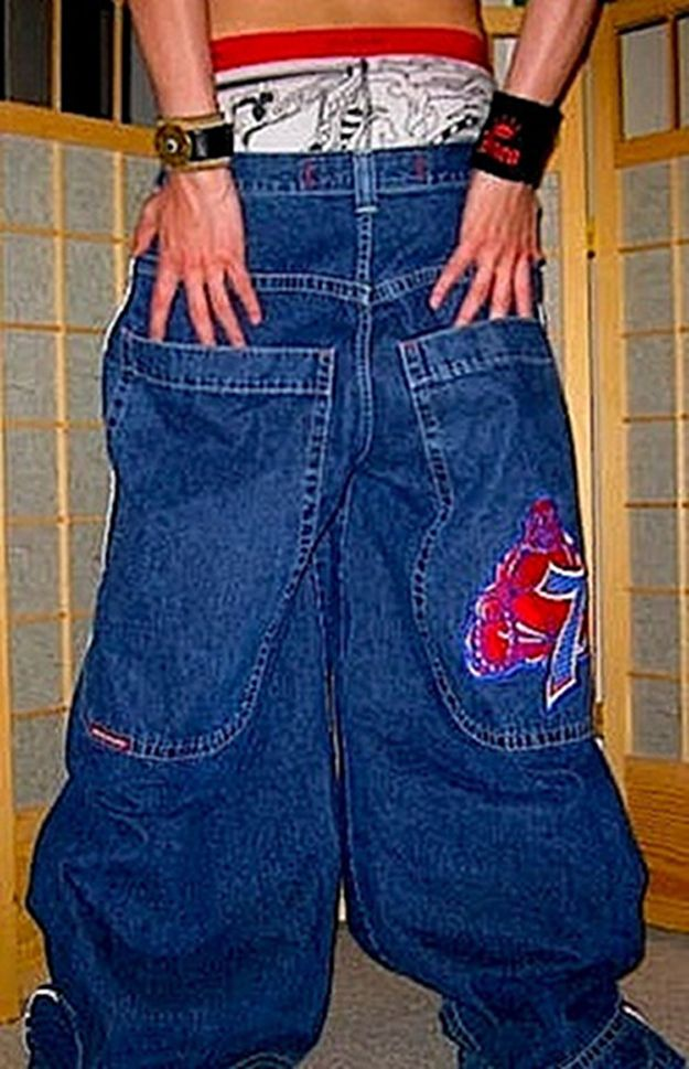 The Top 25 Brands Of The 90s Nostalgia Attack Jnco Jeans