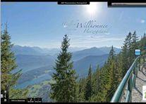 Panoramakamera am Herzogstand/Fahrenberg