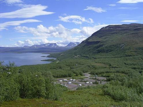 Narvik ¡La joya del Círculo Ártico! - http://vivirenelmundo.com/narvik-la-joya-del-circulo-artico/3922