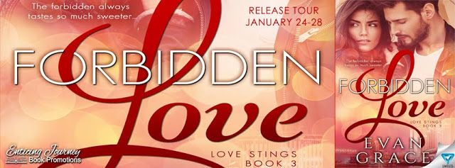 Renee Entress's Blog: [Blog Tour + Giveaway] Forbidden Love by Evan Grac...