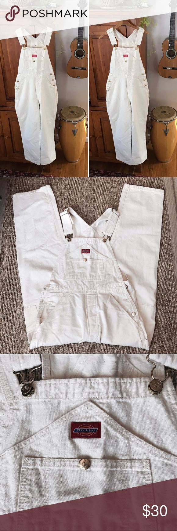 Dickies painters Overalls. Dickies painters overalls size small new without tag. Believe I purchased these for me but they are too large I would say fits medium size 6 best Dickies Other