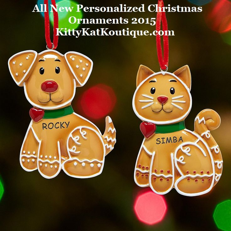 All New Personalized Christmas Ornaments 2015 All New Personalized Christmas Ornaments 2015,they 50 new ornaments! You are sure to find that special personalized ornament.From hobbies and interests ornaments,milestone ornaments,sport ornaments,cute critter ornaments and more! http://kittykatkoutique.com/all-new-personalized-christmas-ornaments-2015/