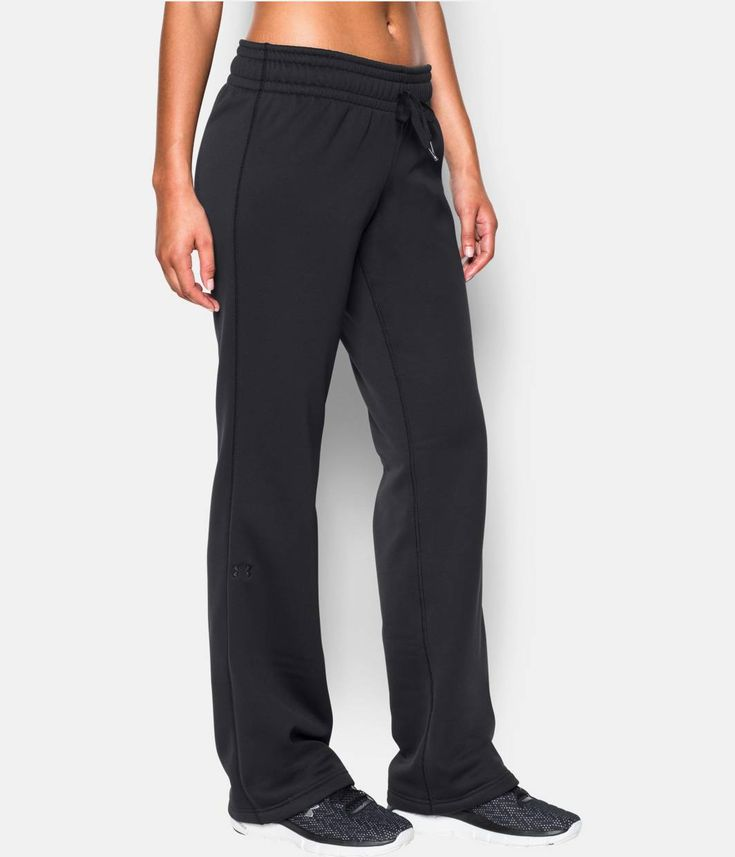 "Women's UA Storm Armour® Fleece Pant - 34""   Under Armour US"