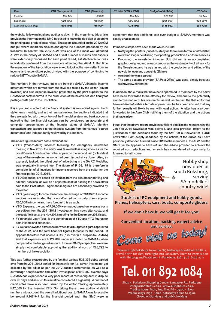 Samaa News issue 1 for 2014 (7 of 23)