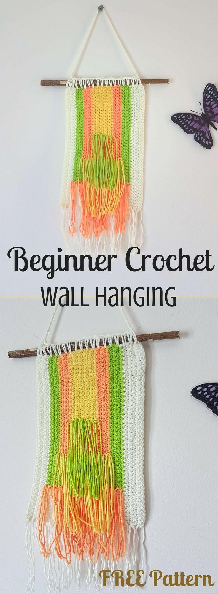 104 Best Crochet Wall Art Images On Pinterest Crochet