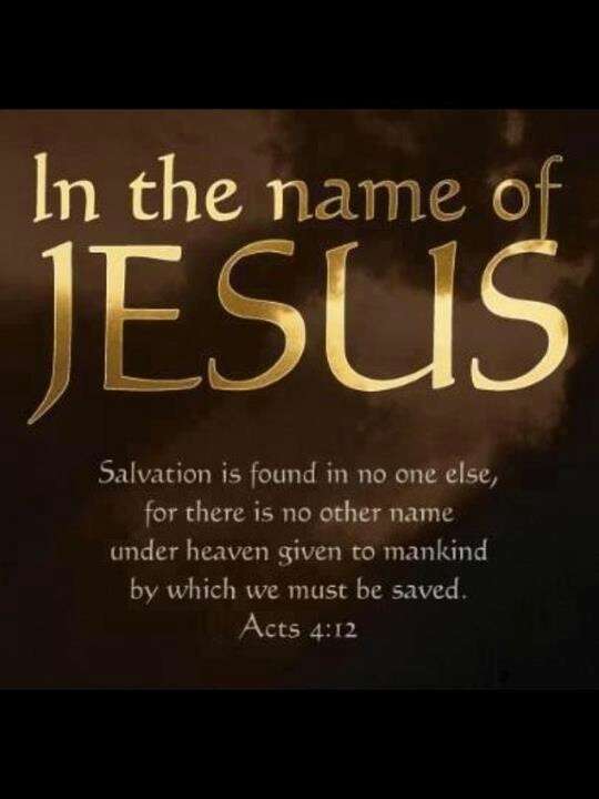 Acts 4:12: