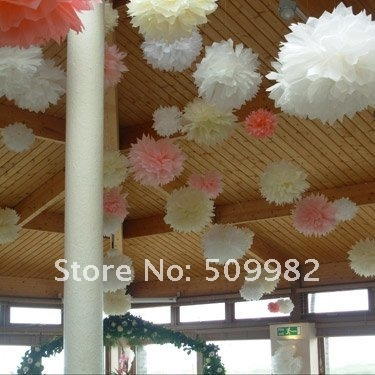 Pom Ceiling Jpg Wedding Ideas Poms Paper And Tissue