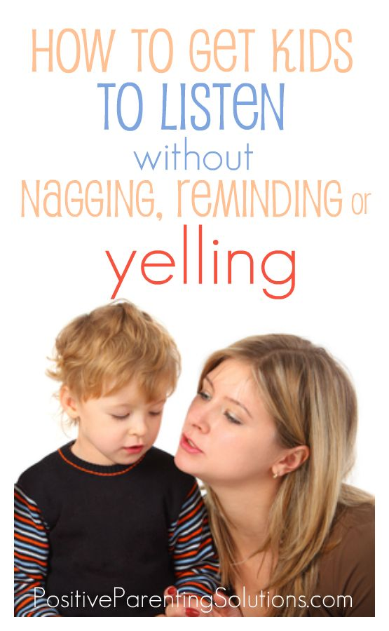 How to get kids to listen without YELLING! FREE Webinars! Learn a ton of tips you can start using tomorrow!