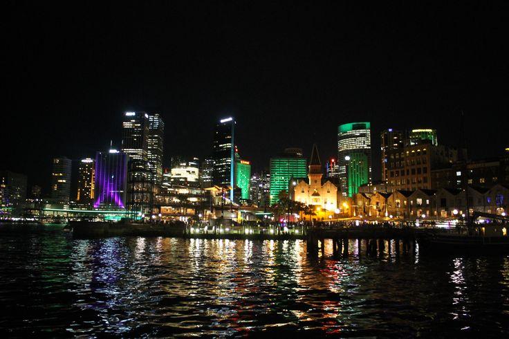 Harbour Sydney Au
