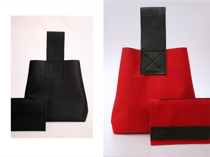 """The bags are created """"as if they were an architectural project"""": it all starts with a sketch, followed by a plan and a drawn model, and then by the making of prototypes and design of three-dimensional objects to understand how all the bags' components work together."""