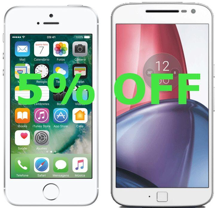 Querendo comprar um smartphone? Nós podemos lhe ajudar a economizar com um cupom de desconto de 5% na Saraiva. Pegue o cupom aqui: http://descontostop.com/cupons/shop/cupom-de-desconto-saraiva/  O cupom é válido em uma lista de smartphones selecionados, contendo aparelhos MOTO G e iPhone.  #descontostop #saraiva #cupom #descontos #cupomdedesconto #motog #iphone #smartphone #celular