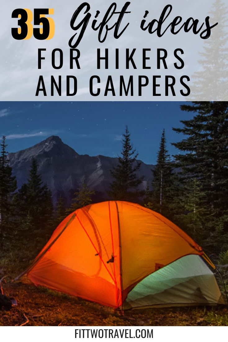 The Best Gifts for Hikers, Campers and Outdoor Adventurers ...