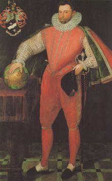 In 1588 war Sir Francis Drake als Vizeadmiral am siegreichen Kampf gegen die Spanische Armada beteiligt. An Bord der Revenge war Drake für ein Geschwader aus 34 Schiffen verantwortlich. Drakes Glanzleistung während der Seeschlacht bestand in der gezielten Ausschaltung der Nuestra Señora sowie der Zerstörung einer weiteren Galeone. Er musste sich jedoch auch mangelnde Teamfähigkeit vorwerfen lassen,