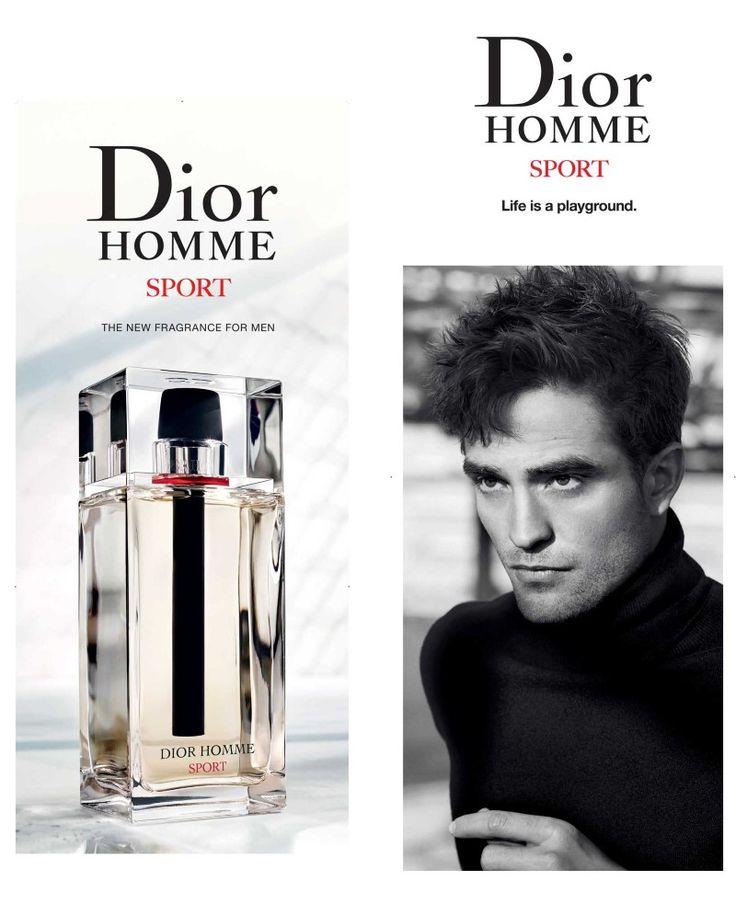 Le renouveau de Dior Homme Sport aux notes fruitées et boisées