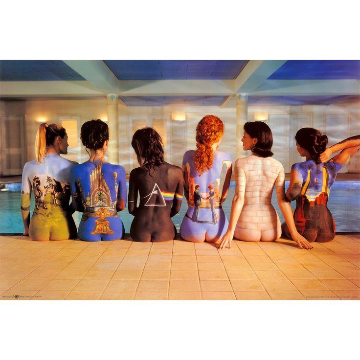 Art.com - Pink Floyd - Back Catalogue Poster,