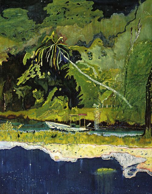picturesque famous living artists today. Beautiful painting by Peter Doig 382 best images on Pinterest  doig Contemporary