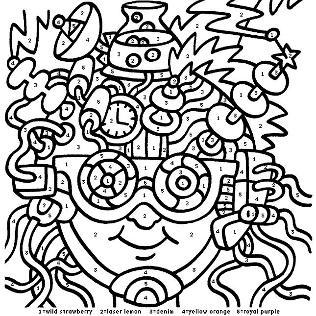 9 best Kids: Coloring Pages & Printables images on Pinterest | Adult ...