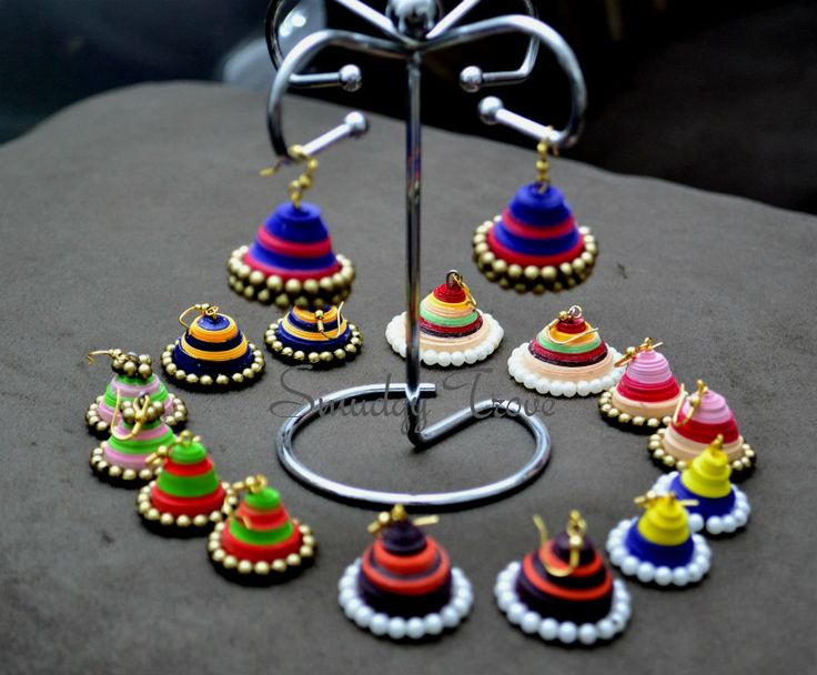 quilled jewellery box - Google Search