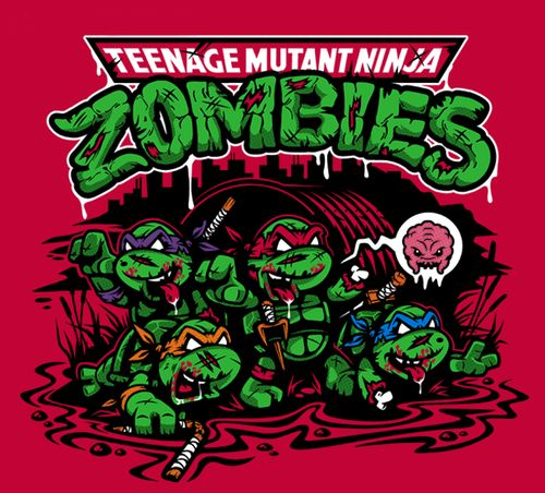 tmnt zombies like pinterest tmnt and zombies