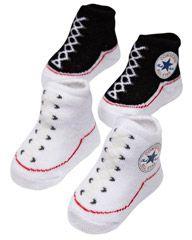 Baby chuck taylor socks